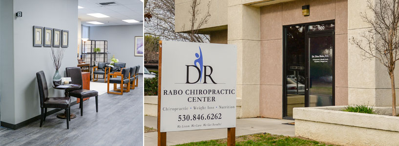 About Rabo Chiropractic Center